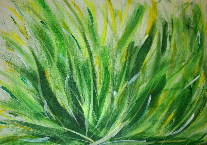 Item 9: Garden of Surprise - Power Paintings