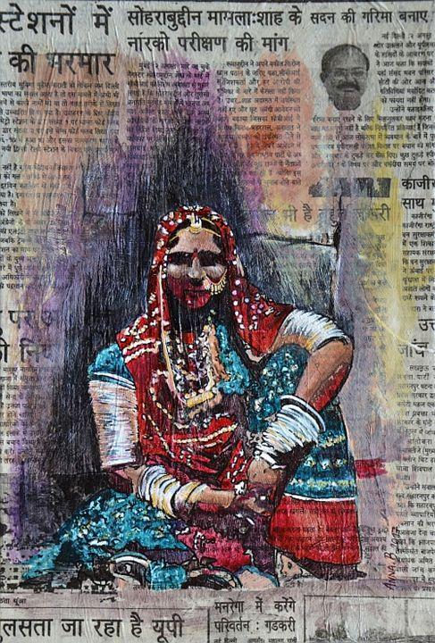 Rajasthan - Anna Balmora