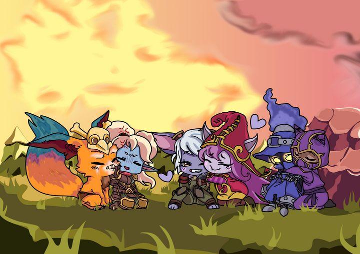 League of Legends Yordles! - League of Nikki