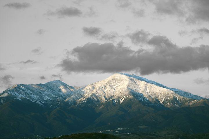 Santiago Peak - Crystal Enciso Photography