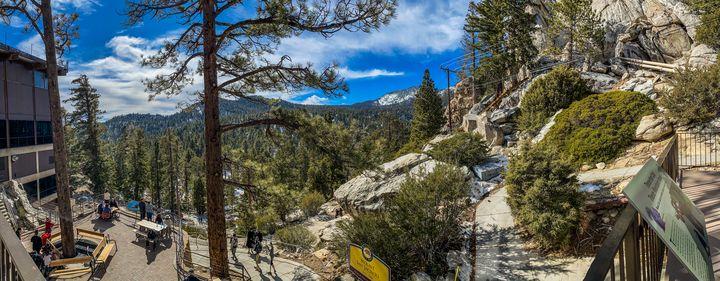 Mount San Jacinto No. 1 - Crystal Enciso Photography