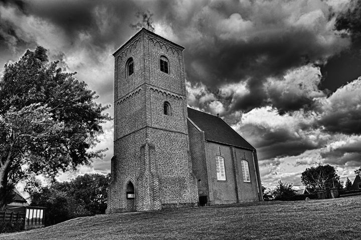 Dutch church - Studio Pijlman Art Photography