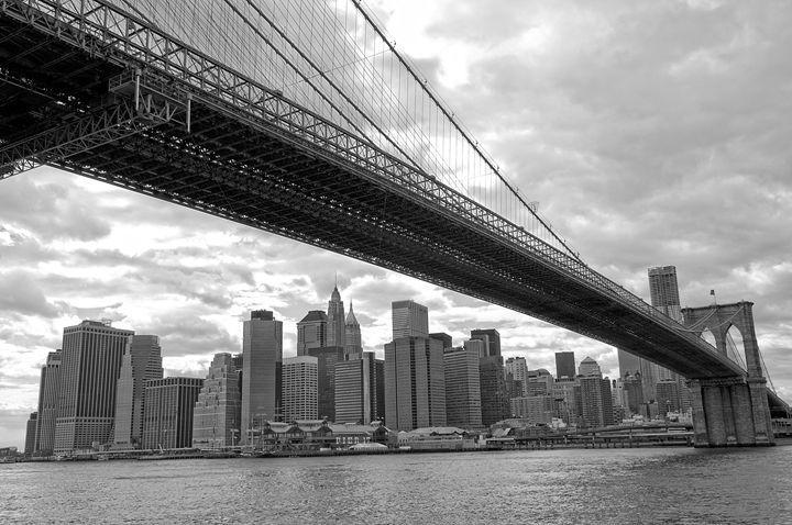 Brooklyn Bridge New York City - Studio Pijlman Art Photography