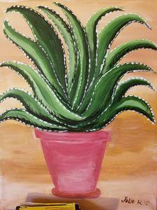 Larger Cactus