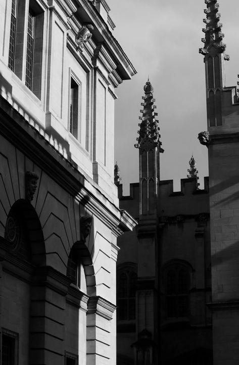 Oxford Architecture - Charlotte