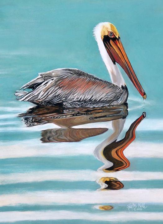 Pelican Reflection 2021 - Faythe Mills