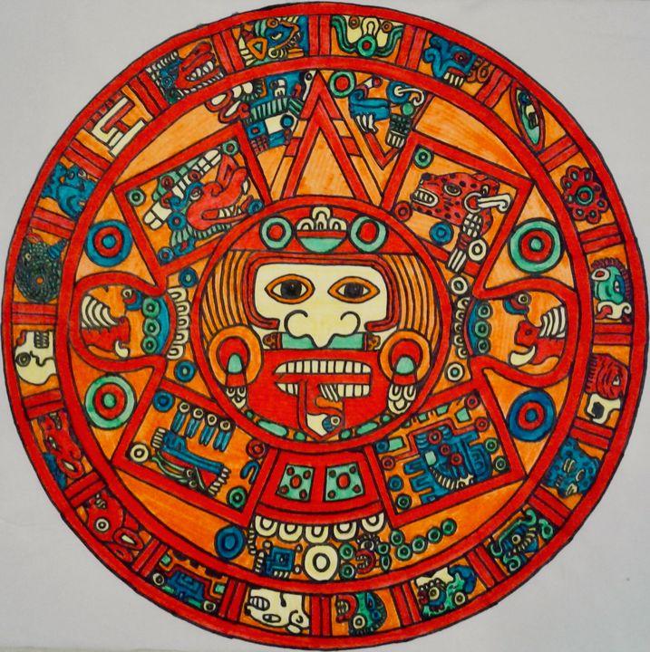 Maya Calendar - Genedieve