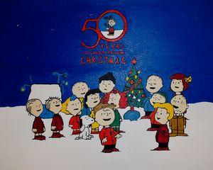 50 Years A Charlie Brown Christmas