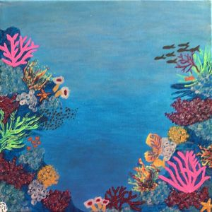 Vibrant Coral Reef
