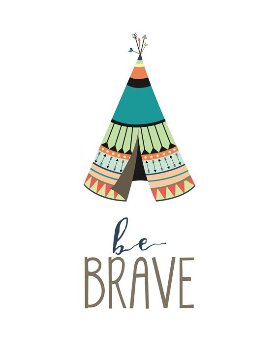 Be Brave - Friedman Gallery