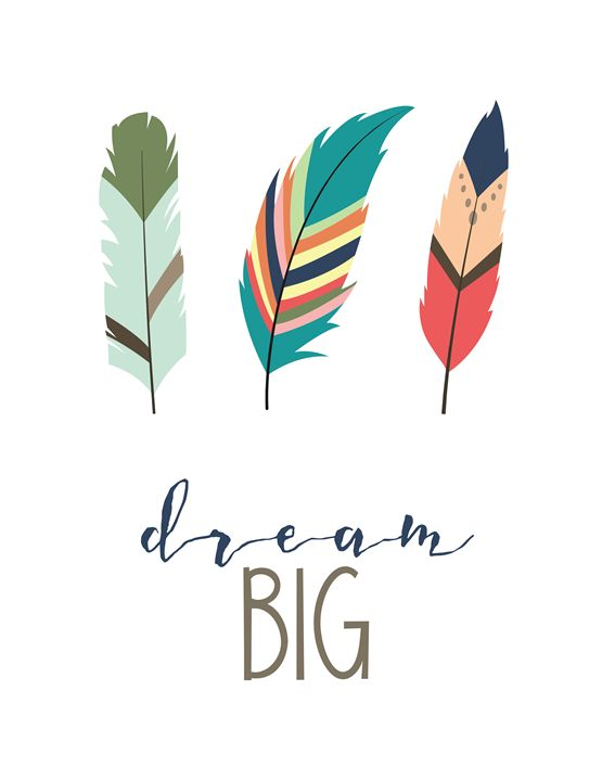 Dream Big - Friedman Gallery