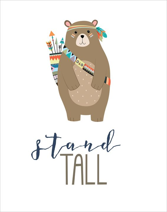 Stand Tall - Friedman Gallery
