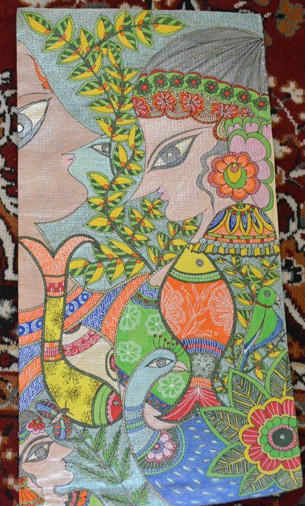 """Love - """"Paint My Brush""""- Mangal Karkhanis"""