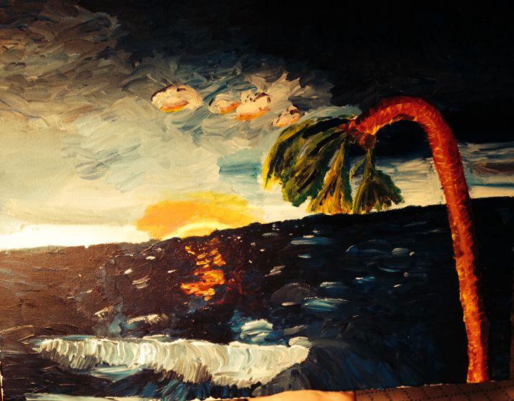 Stormy Florida - Rickert Mork