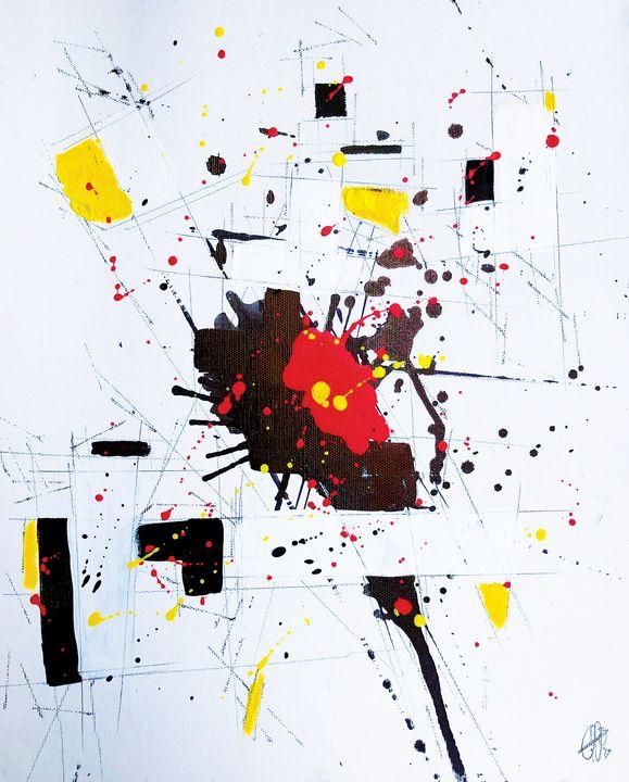 Composition #191116-1 - Adrian Bol