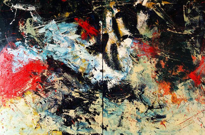 Composition #190216 - Adrian Bol