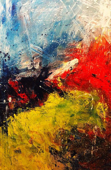 Composition #190121 - Adrian Bol