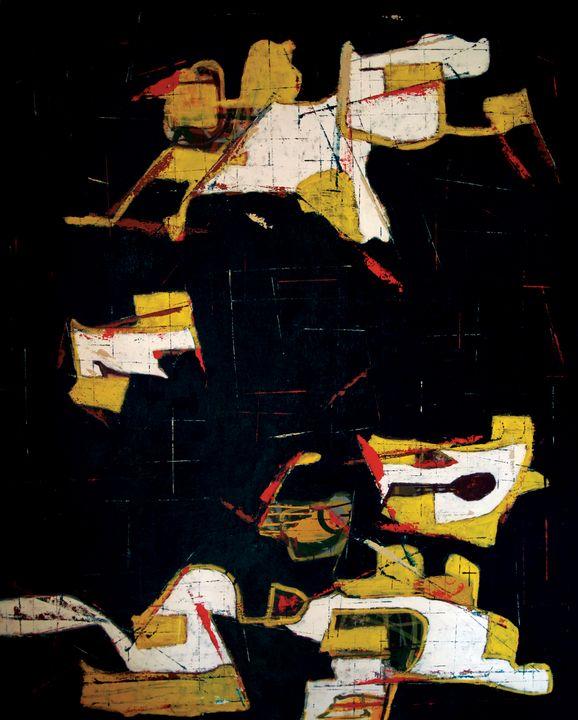 Composition #121012 - Adrian Bol