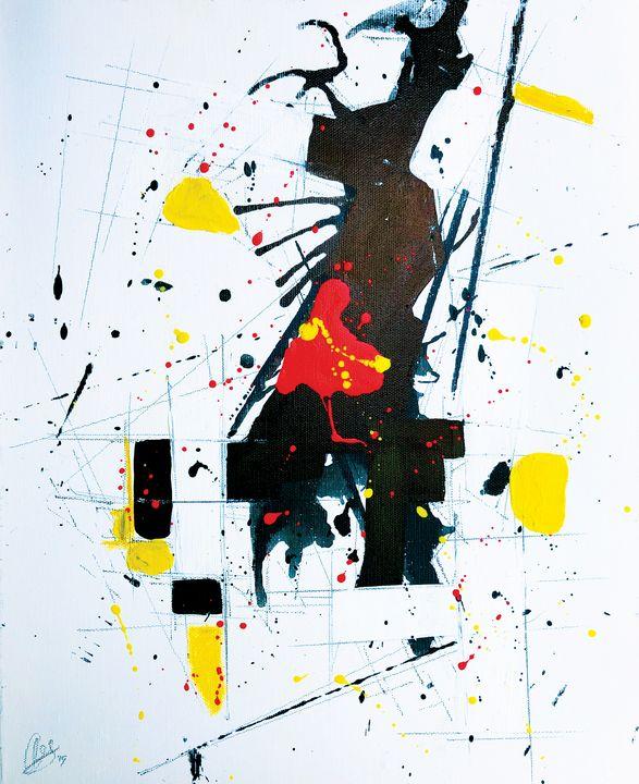 Composition #191116-2 - Adrian Bol