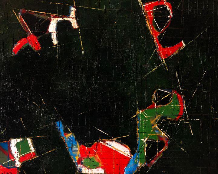 Composition #121228 - Adrian Bol