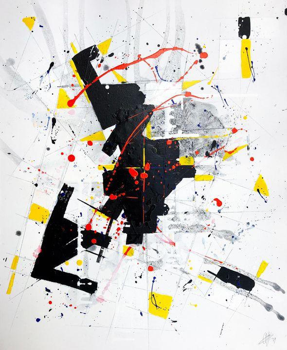 Composition #191118-6 - Adrian Bol
