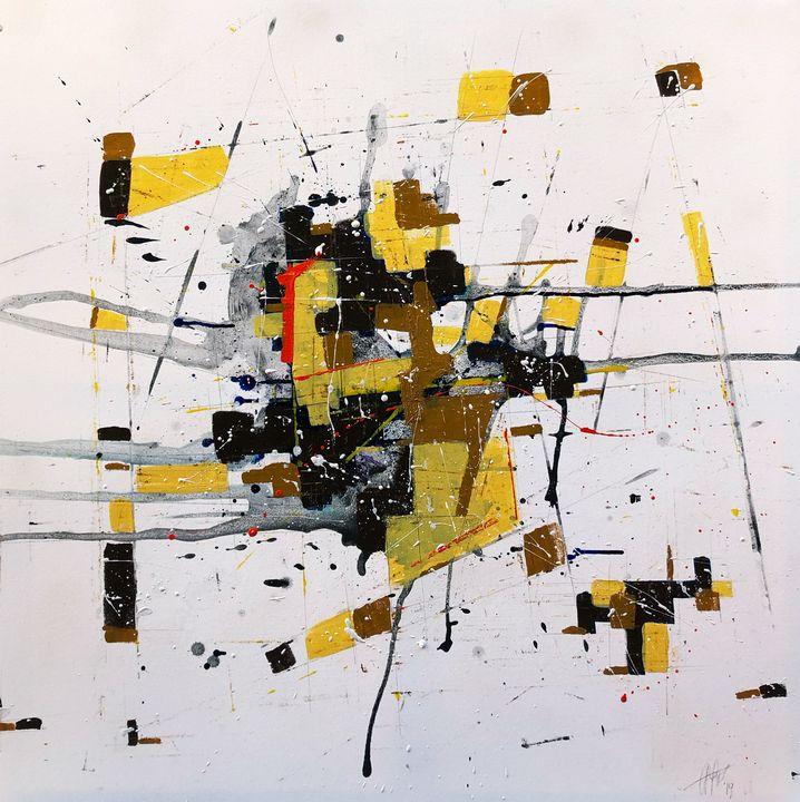 Composition #191129 - Adrian Bol