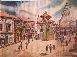 Bhaktapur Darbar