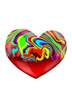 Psychedelic Heart