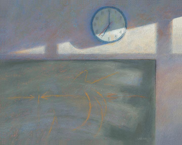 Slow Time - Lee Wallat