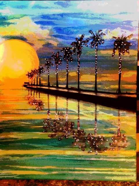 Sunset Bay - Michelle Piccoli