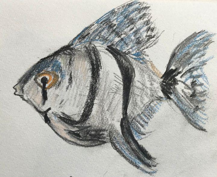 Angel Fish - Beth Walters