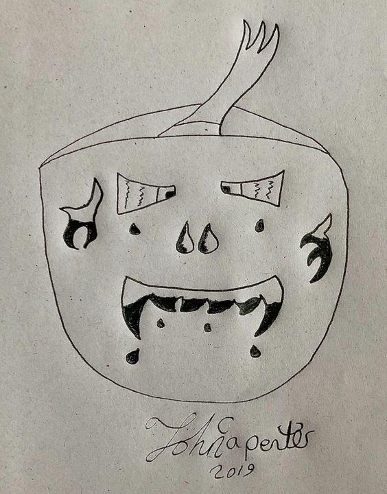Happy Halloween - Artist JC