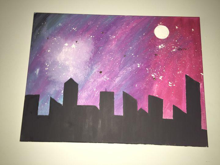 City night - Destiny