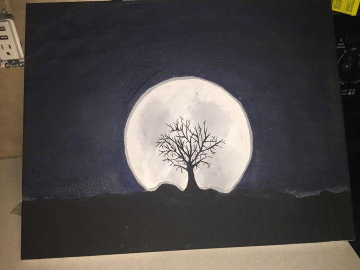 The lonely tree - Destiny