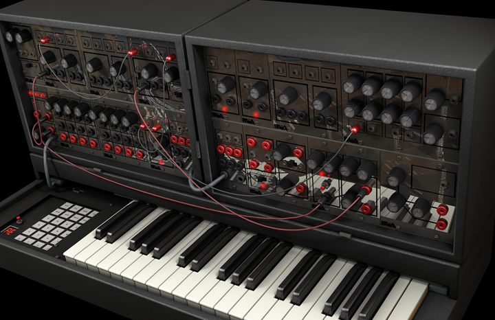 PAiA Synthesizer - Abby Digital Renders