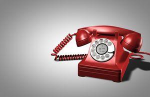Red Phone - Abby Digital Renders