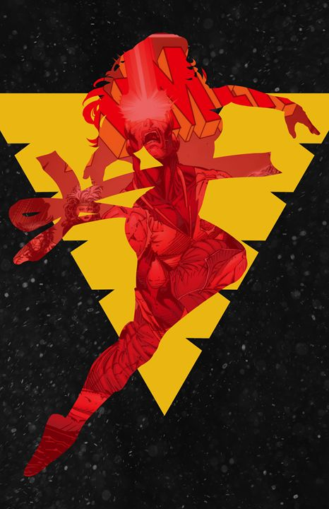 X Men Dark Phoenix Saga Jean Grey - Geekology
