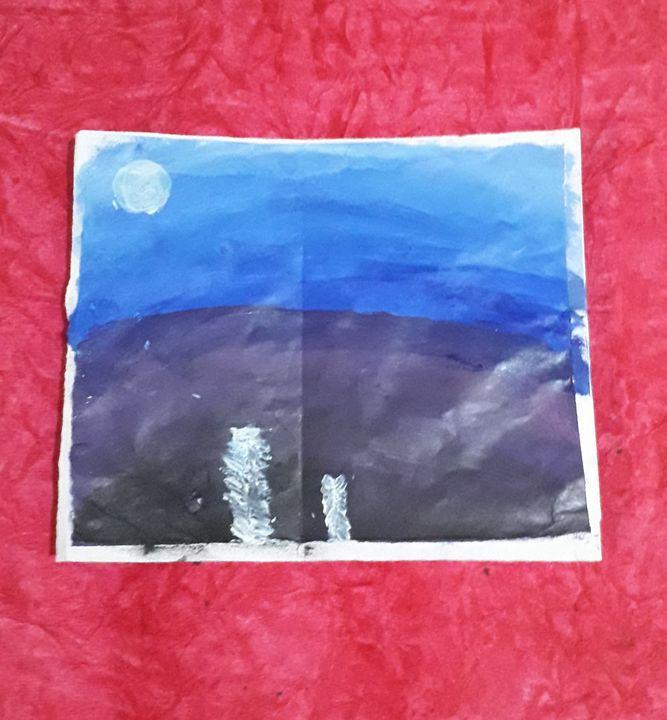Majestic Moon - DESHU ARTS