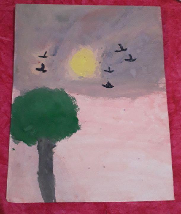 Namu gwa pássaros - DESHU ARTS