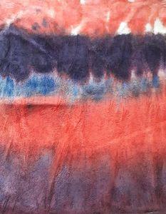染料とネクタイ