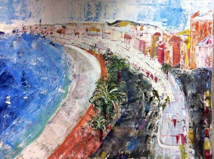City Of Nice - Liz Fitzgerald-Taylor
