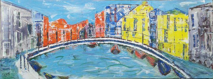 Lovely, Lovely Venice - Liz Fitzgerald-Taylor