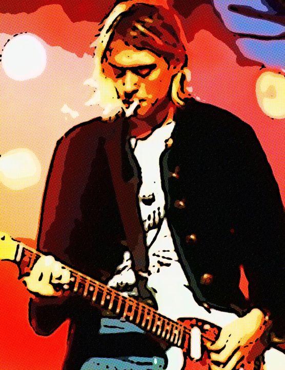 Kurt Cobain - st.c