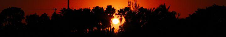 Florida Sunset - Jorge Rodríguez Barrios