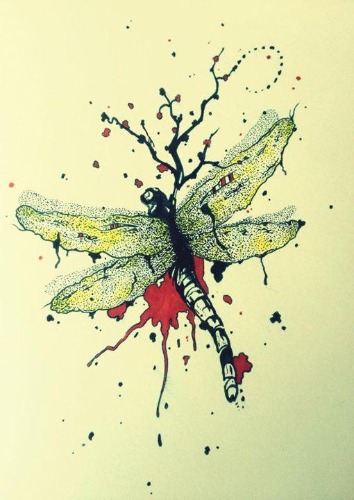 Dragonfly - Tattoos