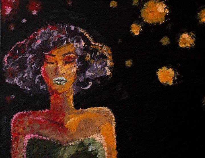 The Jazz Singer - Cierra Wiley