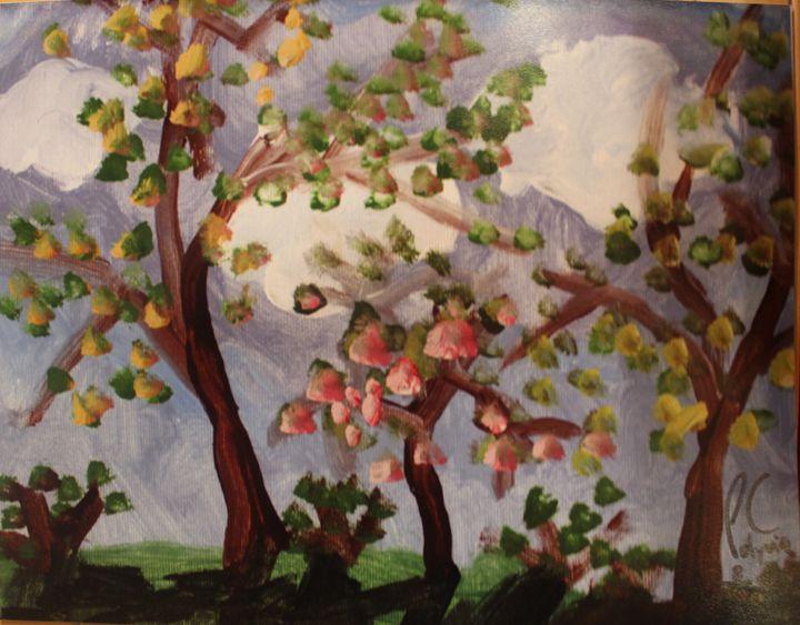 The Awakening of Spring(LIMITED ED.) - Polyvios' Paintings Etc.