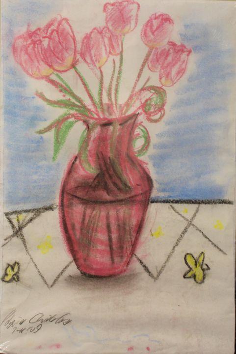 Vase Study - Polyvios' Paintings Etc.