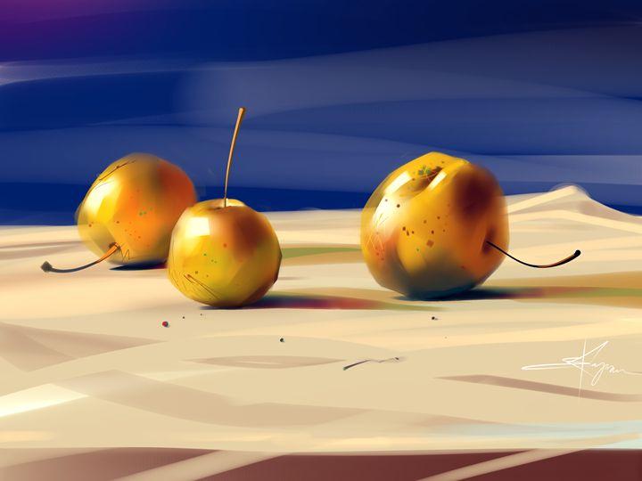 Three Fruits - Evgeny Kazantsev