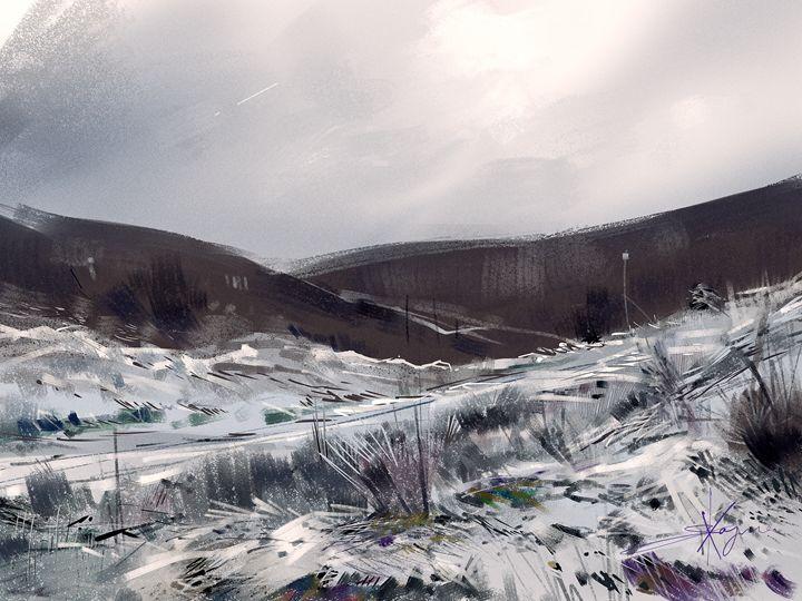 Winter Road - Evgeny Kazantsev